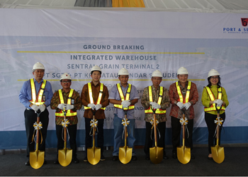 Ground Breaking Ceremony of SGT 2