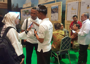 FKS Multi Agro (FKS MA) in Jakarta Food Security Summit 2018