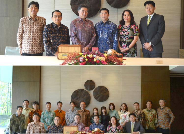 Mitsui & Co., Ltd. to Participate in FKS Food & Agri