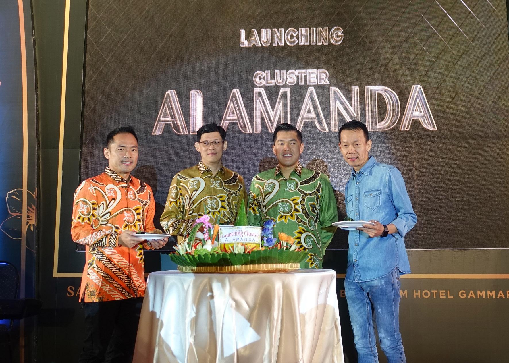 Grand Launching Cluster Alamanda