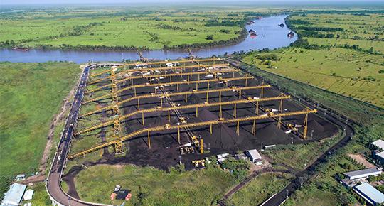 Tapin Coal Terminal