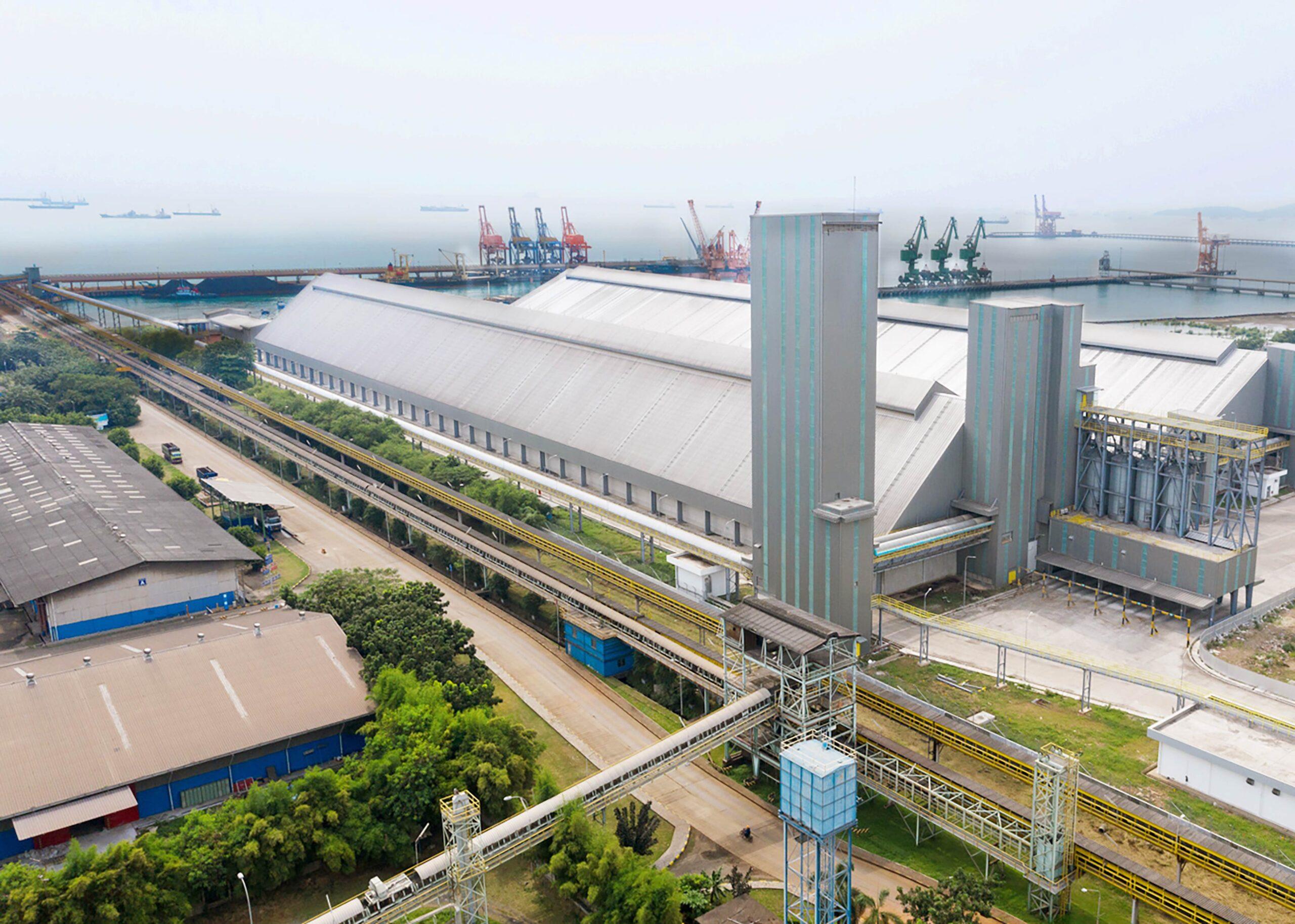 Soft Launching of Sentral Grain Terminal 2